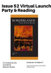 Borderlands Issue 52 Release