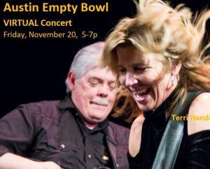 Austin Empty Bowl Virtual Concert