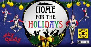 Home For The Holidays| Sky Candy + Minor Mishap Ma...