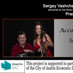 """Accordion-Violin duet """"Sergei and Nati"""""""