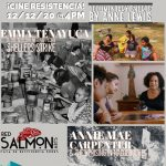 ¡Cine Resistencia! Featuring Documentary Shorts by Anne Lewis