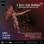 A Jazz Tap Holiday!