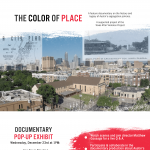 The Color of Place - Documentary preview and filmmaker Q&A