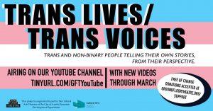 Trans Lives/Trans Voices