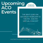 The Beat Goes On: February Concert