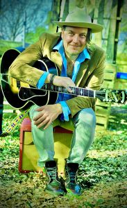 "Graham Wilkinson's ""Cuts So Deep"" Album Release Show Saturday, March 6"
