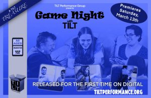 Screening of Game Night with TILT: A TILT Treasure
