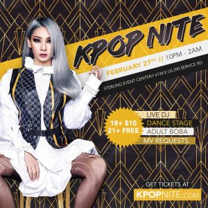 Kpop Nite 18+