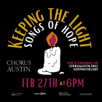 Keeping the Light: Songs of Hope