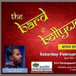 Austin Shakespeare offers The Bard & Bollywood scenework class