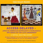 Access Delayed - African American Suffragists' Courageous Influence on the 19th Amendment