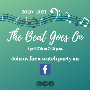 The Beat Goes On: April Concert