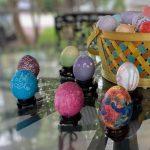 Annual Easter Egg Dye-O-Rama