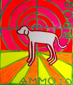 Dogs Heal in Borderlandia