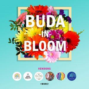 Buda in Bloom
