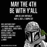 May the 4th be with Y'all