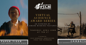 Virtual Audience Award Series