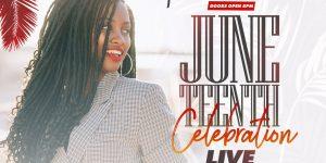 Juneteenth Celebration: Live R&B Band + DJ