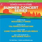 Songs Under the Stars: Summer Concert Series