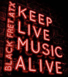 Keep Live Music Alive Festival