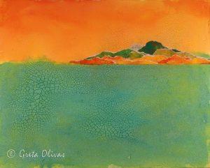 Listening to Stillness Greta Olivas