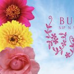 Sip N Stroll: Festive in Florals