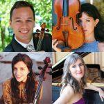 Austin Chamber Music Festival - Festival Piano Quartet
