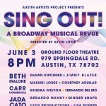 SING OUT!: A Broadway Musical Revue