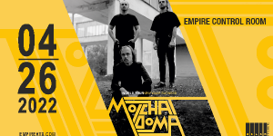Molchat Doma at Empire Control Room 4/26