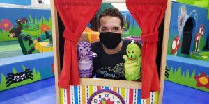 FREE Puppet Show @ Indigo Play