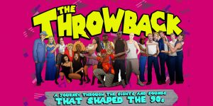 The Throwback Party at Empire Control Room 8/19