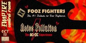 Fooz Fighters: A Tribute to Foo Fighters & Noi...