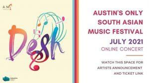 Desh 2021- South Asian Music Festival