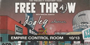 Free Throw w/ Dogleg, Charmer at Empire Control Ro...