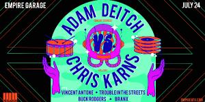 Adam Deitch (Break Science) X Chris Karns (PLLIVE)...