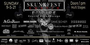 Skunkfest 2021 at Empire 9/5