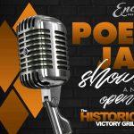 Poetry Jam - Open Mic & Showcase | 8.20
