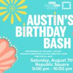 Austin's Birthday Bash