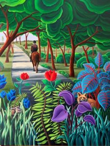 Monica Puryear Visions of Nature