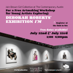 Join Brown Girl Collective for an Artmaking Workshop for Young Artists!