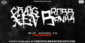 Craig Xen + Robb Banks at The Parish 9/15