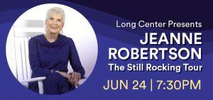Jeanne Robertson: The Still Rocking Tour