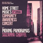 Home Street Music's 4th Annual Community Awareness Concert ft. Moving Panoramas, Suzanna Choffel