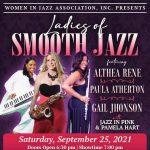 Ladies of Smooth Jazz feat.Althea Rene,Paul Atherton,Gail Jhonson with Jazz in Pink & Pamela Hart