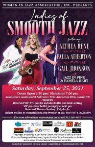 Ladies of Smooth Jazz feat.Althea Rene,Paul Athert...