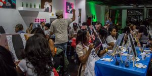 Trap N Paint - Fun and Creative Happy Hour! 10.23