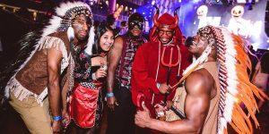 The Cajjun Massacre | Halloween Party