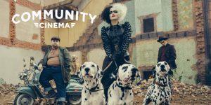 Cruella (2021) - Community Cinema & Amphitheater