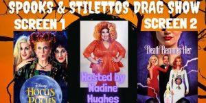 Doc's DRAG-IN Theatre Presents: Spooks & Stilletos Live Drag Show & Movie
