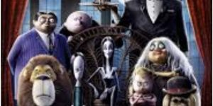 """""""The Addams Family 2019"""" at Doc's Drive in Theatre"""